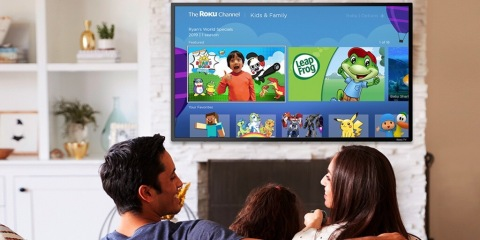 Kids & Family on The Roku Channel (Photo: Business Wire)