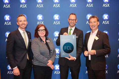 FINEOS lists on the Australian Securities Exchange (Photo: Business Wire)
