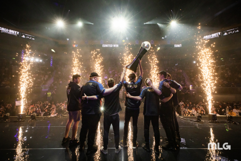 eUnited wins the 2019 Call of Duty World League Championship (Photo: Business Wire)