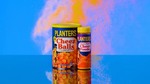 Cheez Balls and Cheez Powder (Photo: Business Wire)
