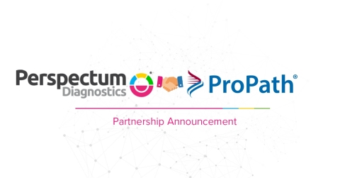 Perspectum and ProPath partnership announcement