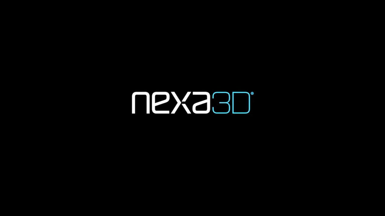 Nexa3D's NXE400 printer in action