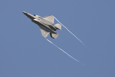 BAE Systems received a Block 4 Modernization contract award from Lockheed Martin to enhance the electronic warfare capabilities of the F-35 Lightning II fighter aircraft. (Photo: BAE Systems)