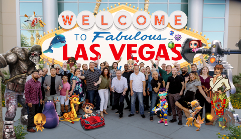 Synergy Blue, Skill-Influenced Gaming Provider, Relocates to Las Vegas (Photo: Business Wire)