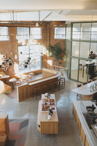 Verve Roastery Del Sur in Los Angeles (Photo: Business Wire)