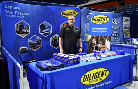 Diligent is hiring for key positions including accountant, sales, finance, field technicians. (Photo: Business Wire)