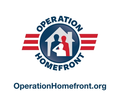 Founded in 2002, Operation Homefront is a national nonprofit organization whose mission is to build strong, stable, and secure military families so that they can thrive – not simply struggle to get by – in the communities they have worked so hard to protect. Recognized for superior performance by leading independent charity oversight groups, 92% of Operation Homefront expenditures go directly to programs that support tens of thousands of military families each year. Operation Homefront provides critical financial assistance, transitional and permanent housing and family support services to prevent short-term needs from turning into chronic, long-term struggles. Help serve America's military families at OperationHomefront.org. (Photo: Business Wire)