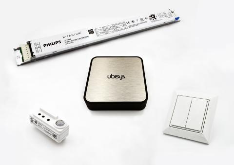 Mehr Komfort im smarten Gebäude: ubisys setzt auf batterieloses EnOcean-Schaltermodul für Zigbee 3.0 (Foto: Business Wire)