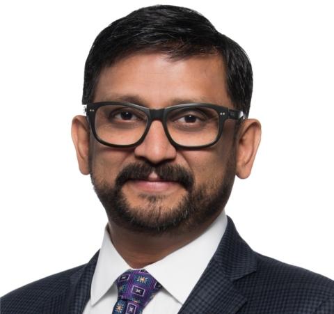 Raj Menon (Photo: Business Wire)