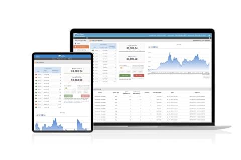 Ethereum (ETH) est maintenant disponible sur la plateforme bitFlyer Buy/Sell (Graphic: Business Wire)