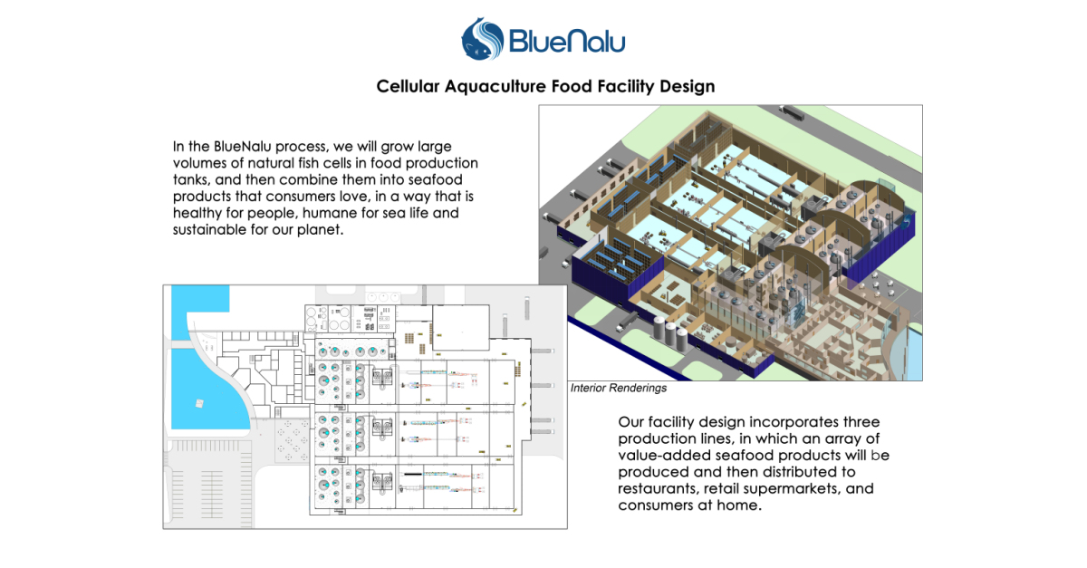 BlueNalu Announces First-of-its-Kind Commercialization
