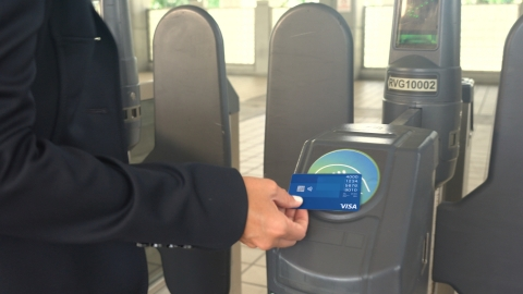 Tapping to Pay with Visa Makes It Easier to Get Around Miami
