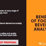 BENEFITS OF FOOD AND BEVERAGE ANALYTICS