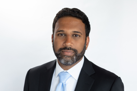 Chetan Rangaswamy Joins BearingPoint as Partner and US Practice Leader (Photo: Business Wire)