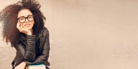 Twist-Out Curls Back To School Hairstyle