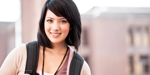 Layered Bob Back To School Hairstyle