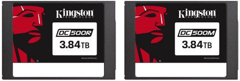 """DC500M for """"mixed use"""" and DC500R for read-centric applications, these drives are essential storage solutions for a range of needs. (Photo: Business Wire)"""
