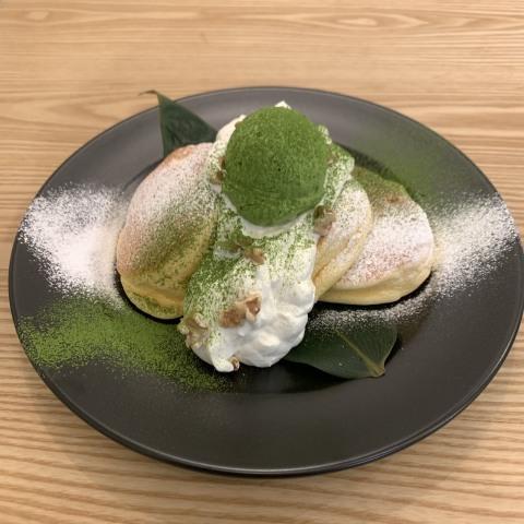 Rich UJI Matcha Mousse Pancake (Photo: Business Wire)
