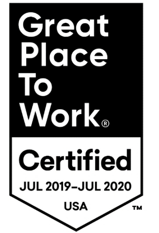 Keysight Technologies Again Certified by Great Place to Work in 2019 (Graphic: Business Wire)