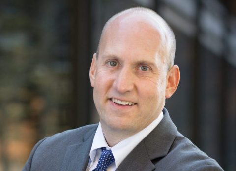 Michael Volk, Founder and Managing Partner at GuidePoint Security (Photo: Business Wire)