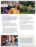 Presbyopia fact sheet