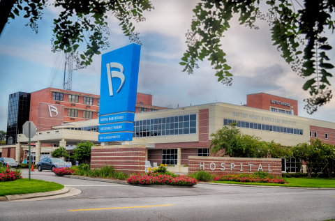 Baptist Hospital (Photo: Business Wire)