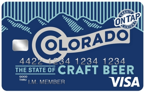"Colorado Brewers Guild ""State of Craft Beer"" card design. (Photo: Business Wire)"