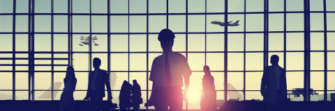 New Airport Guardian software FBI Rap Back integration helps airports reduce vulnerability and risk during personnel selection and accreditation processes. (Photo: Business Wire)