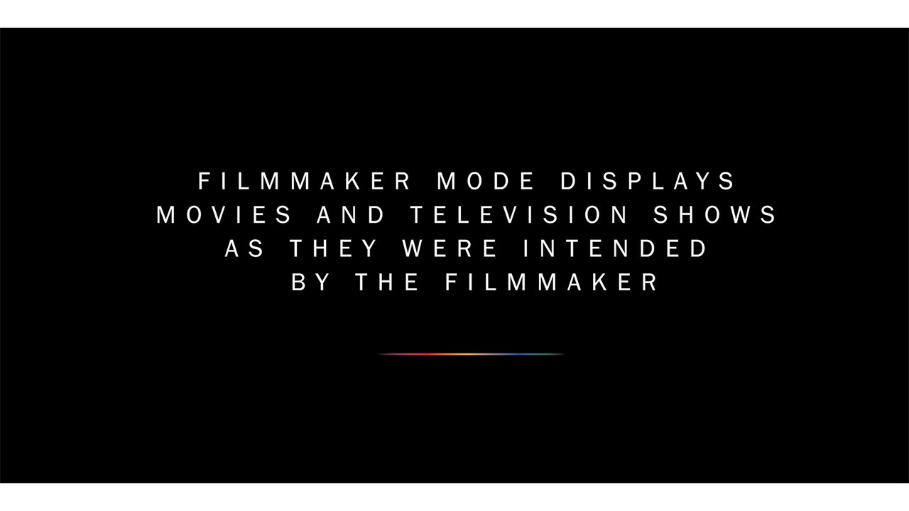 "UHD Alliance Brings Together Filmmakers, CE Companies and Hollywood Studios For New ""Filmmaker Mode"""