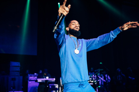 """Nipsey Hussle Stage Tribute Details Emerge For """"Welcome to The West"""" 2nd Annual Music Festival At Toyota Arena September 20th. (Photo: Business Wire)"""