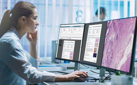 XIFIN LIS platform provides high complexity, high volume labs with integrated AI-driven capabilities, enhanced batch processing and resulting, as well as dynamic reporting that combines all individual testing results into a single comprehensive summary report (Photo: Business Wire)