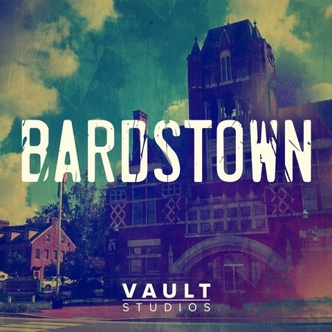 VAULT Studios launches BARDSTOWN podcast. (Graphic: Business Wire)