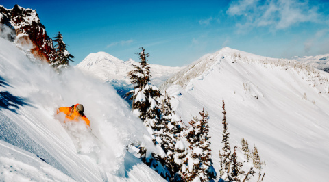 White Pass Ski Area Naches, WA. (Photo: Business Wire)