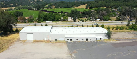 Image of the proposed UVI facility (Photo: Business Wire)