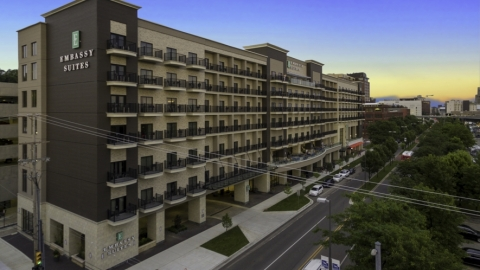Embassy Suites by Hilton Grand Rapids Downtown (Photo: Business Wire)