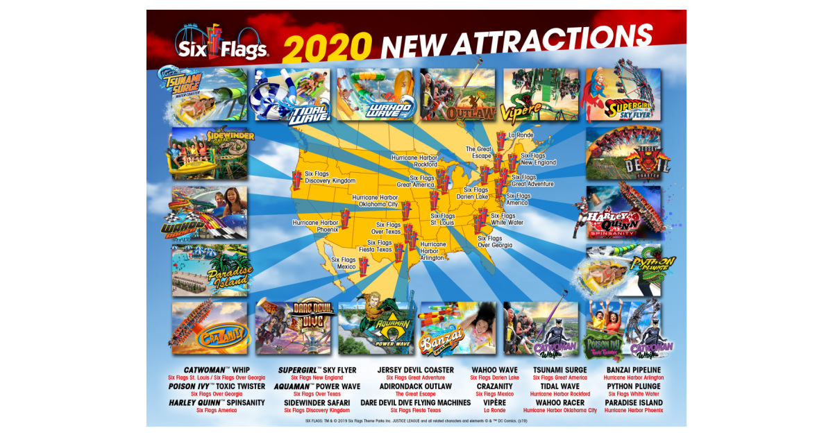 Record-Breaking Coasters, State-of-the-Art Waterslides and ... on six flags boston, longboat key fl map, six flags justice league, singapore hotels map, university of texas arlington map, arlington va metro map, six flags georgia killed, clementon park map, arlington texas zip code map, fountain valley ca map, 6 flags map, california's great america map, six flags advertisement, broadmoor hotel map, arlington tx map, six flags dubai, hilton arlington map, sonoma ca map, mansfield texas map, six flags banzai water slide,
