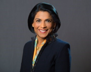 Ms. Ranjana Clark, Executive Officer, Transaction Banking Group, MUFG Bank, Ltd. (Photo: Business Wire)