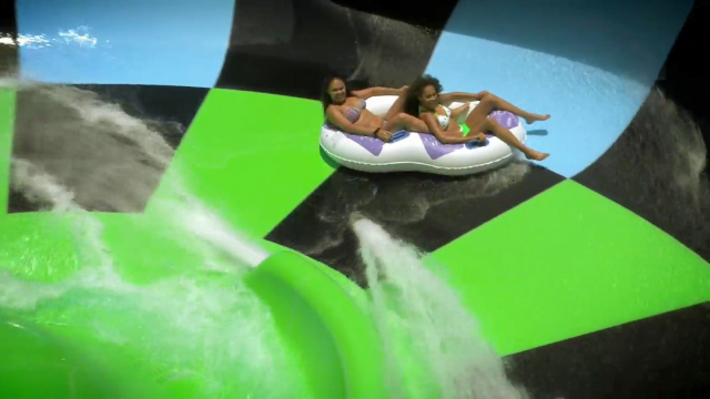 Six Flags Hurricane Harbor Rockford announces details about Tidal Wave, the Midwest's first tailspin waterslide, debuting in 2020.