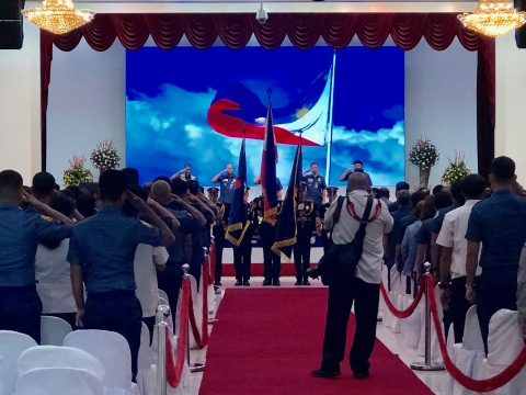 Philippines Communications and Electronic Service 77th Founding Anniversary (Photo: Business Wire)