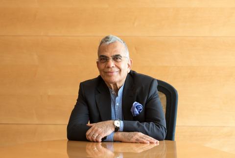 Mr. PNC Menon, Chairman & Founder, Sobha Realty (Photo: AETOSWire)
