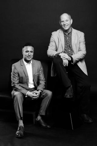Claudio Rojas, CEO at NACO and Bob Williamson, Founding Partner at Invest Atlantic
