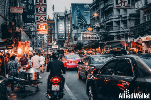Allied Wallet Inc opens new office in Thailand. (Photo: Business Wire)