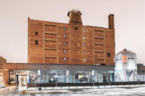 Loose-Wiles Building | Minneapolis, MN (Photo Source: Cushman & Wakefield)