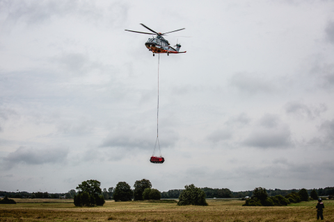Milrem Robotics' THeMIS UGV passes air transportability tests (Photo: Business Wire)