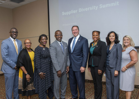 Executives from Fifth Third Bank, diverse suppliers and leaders in the supplier diversity industry attended Fifth Third's 2019 Supplier Diversity Summit. (Photo: Business Wire)