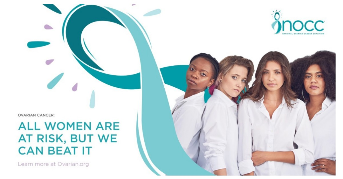 The National Ovarian Cancer Coalition Urges All Women To Learn Early Signs Symptoms Business Wire