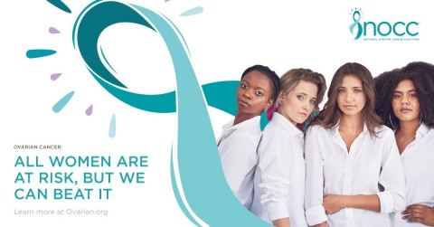 September is National Ovarian Cancer Awareness Month and the National Ovarian Cancer Coalition (NOCC) is tirelessly working to increase awareness of ovarian cancer risks and treatment options. (Photo: Business Wire)