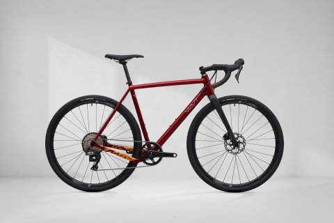 VAAST Bikes -- a new sport performance bike brand -- introduces innovative model line using all-new material technology. (Photo: Business Wire)