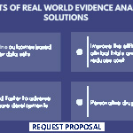 Benefits of Real World Evidence Analytics Solutions