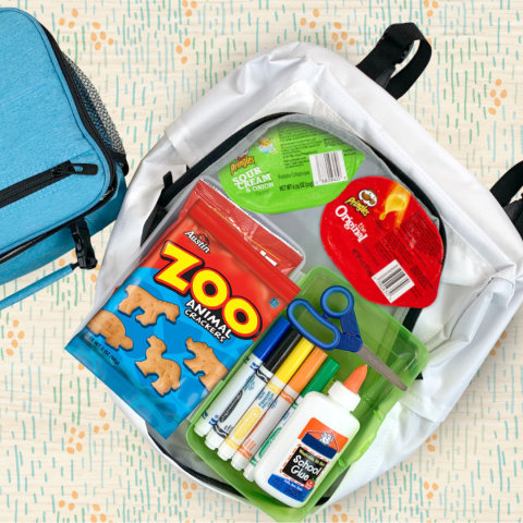 Variety Fun snack subscription service partners with Kellogg's for Back To School Season with all of your favorite snacks for school lunches. (Photo: Business Wire)